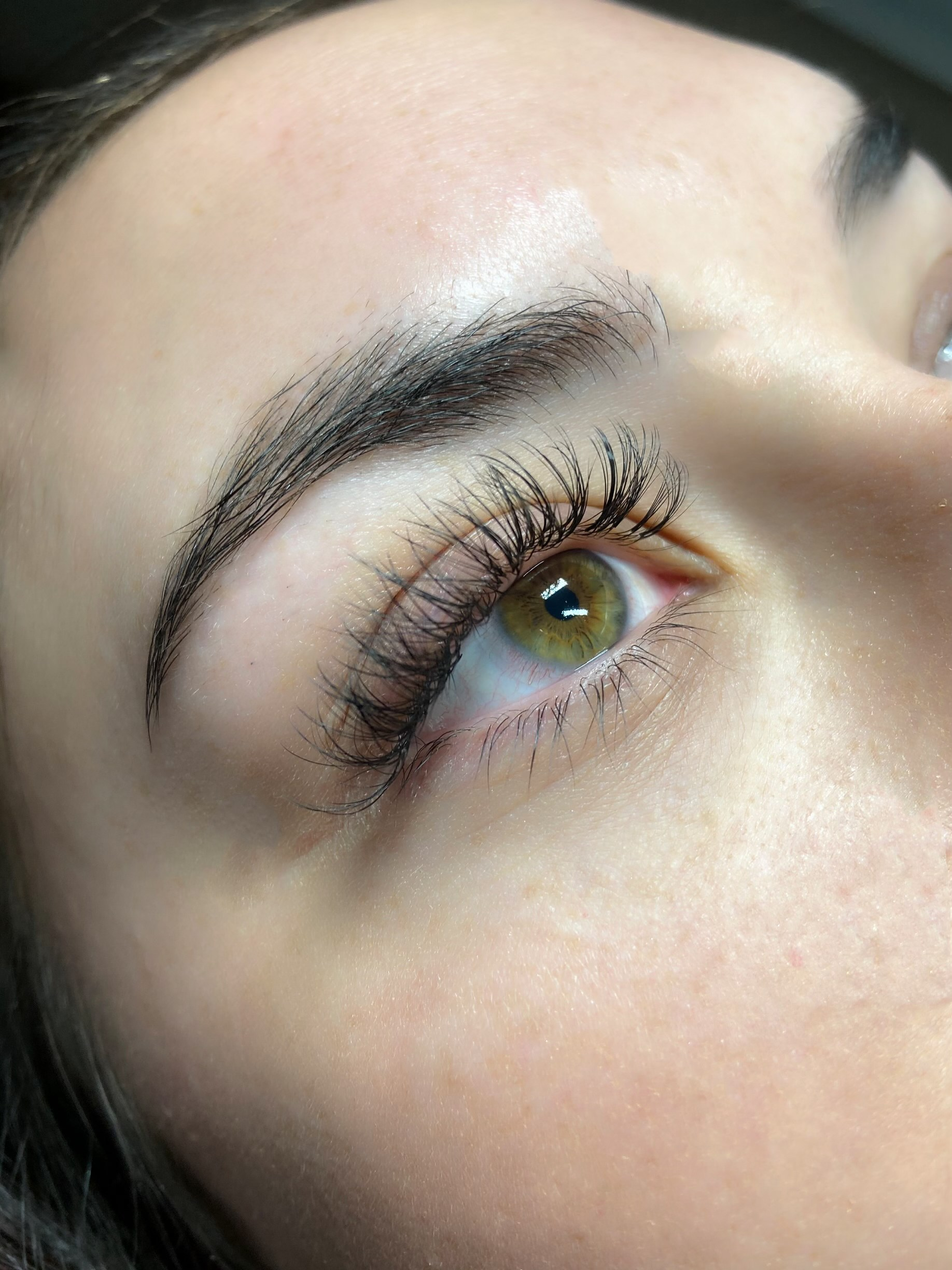 Hybrid Lash Extension
