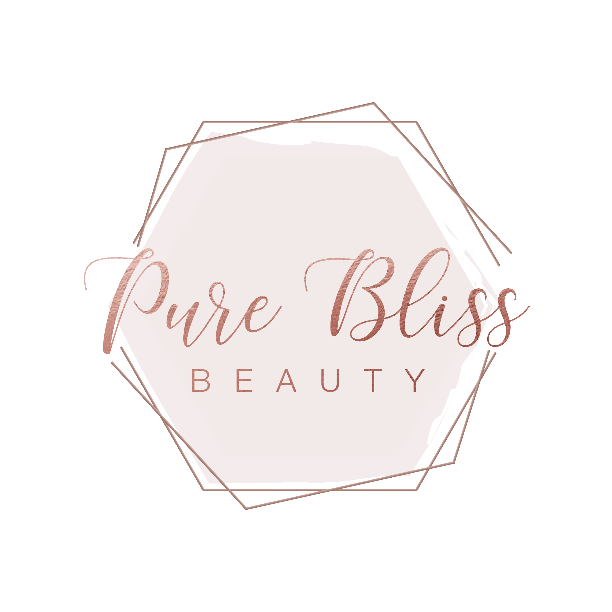 Pure Bliss Beauty Logo